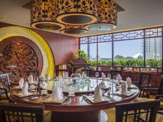 新加坡濱華大酒店(Marina Mandarin Singapore)餐廳