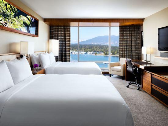 費爾蒙特環太平洋酒店(Fairmont Pacific Rim)港景_山景特色房