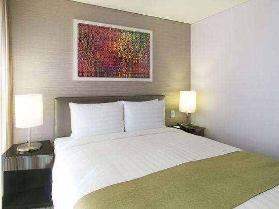 阿文特里釜山酒店(Aventree Hotel Busan)豪華房