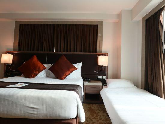 康帕斯酒店集團素坤逸11巷瑞士大酒店(Grand Swiss Sukhumvit 11 by Compass Hospitality)高級尊貴房