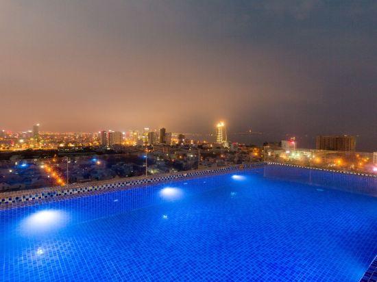 峴港國王手指酒店(King's Finger Hotel Da Nang)健身娛樂設施