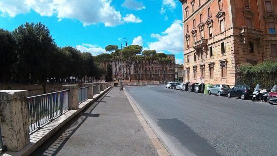 Castel Sant'Angelo Suite