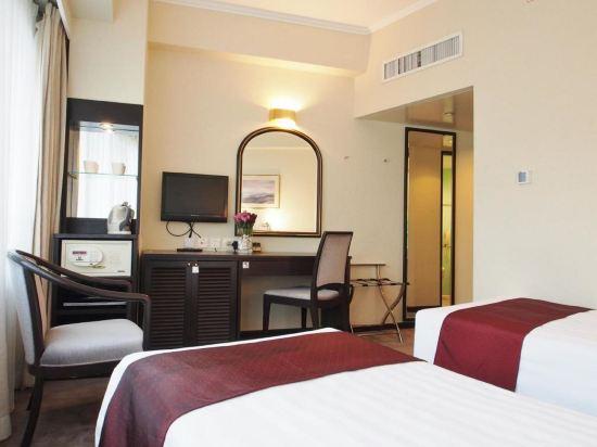 香港南洋酒店(South Pacific Hotel)高級雙床客房