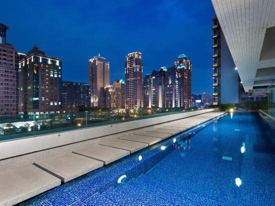 台中日月千禧酒店(Millennium Hotel Taichung)健身娛樂設施