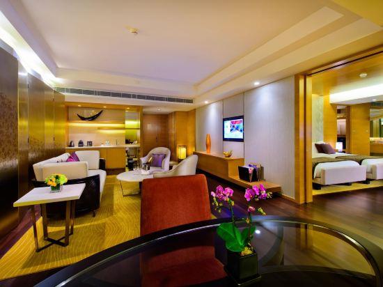 澳門大倉酒店(Hotel Okura Macau)皇家套房