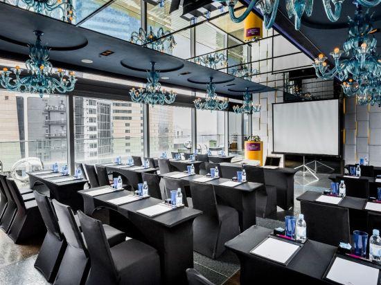香港銅鑼灣皇冠假日酒店(Crowne Plaza Hong Kong Causeway Bay)會議室