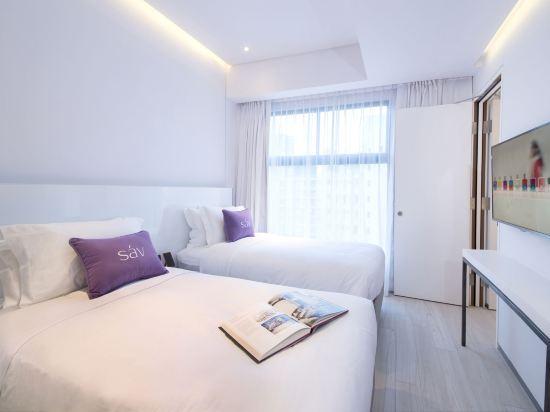 香港逸酒店(Hotel SAV)連通間