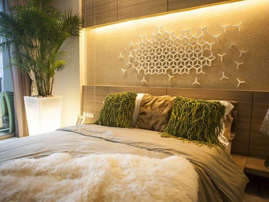 阿縵芭提雅天空之城公寓式酒店(Among Riviera City of Sky Pattaya)海景套房