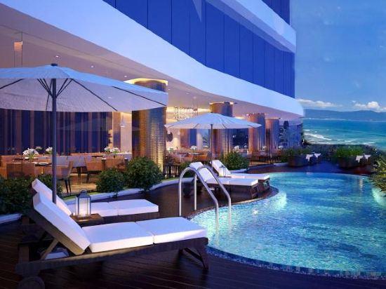 阿凡達峴港酒店(Avatar Danang Hotel)室外游泳池