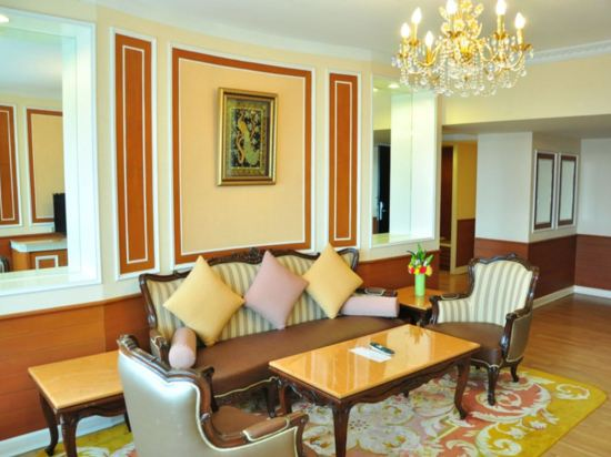 曼谷亞洲酒店(Asia Hotel Bangkok)套房