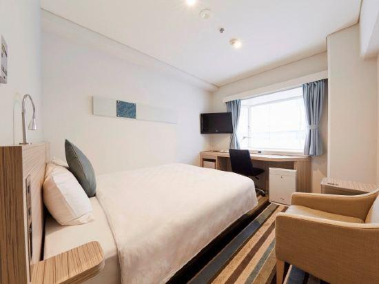 品川王子大飯店(Shinagawa Prince Hotel)N塔樓小型雙人房