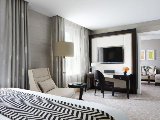 温哥華瑰麗酒店(Rosewood Hotel Georgia)精緻套房