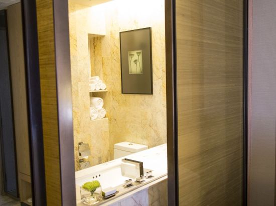 曼谷素坤逸希爾頓逸林酒店(DoubleTree by Hilton Sukhumvit Bangkok)豪華客房