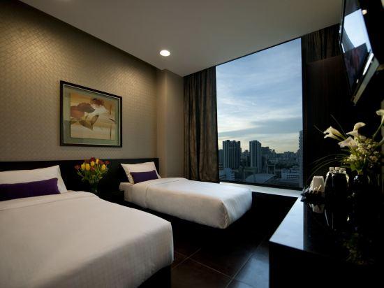 新加坡威大酒店 - 勞明達(V Hotel Lavender)雙床房