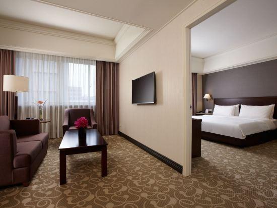 台北王朝大酒店(Sunworld Dynasty Hotel Taipei)行政精緻套房