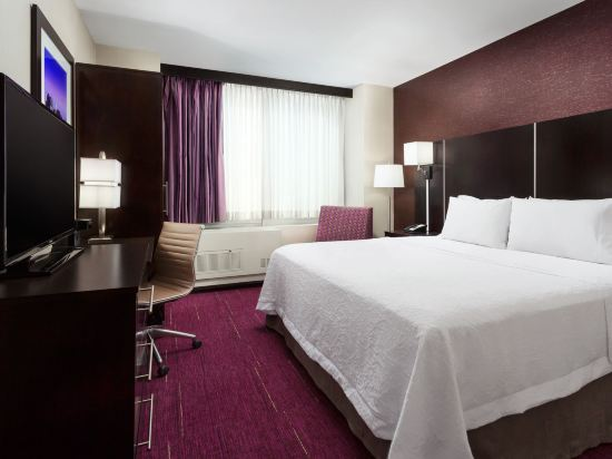 時代廣場中心歡朋酒店(Hampton Inn Times Square Central)標準房