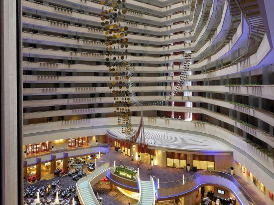 新加坡濱華大酒店(Marina Mandarin Singapore)酒吧