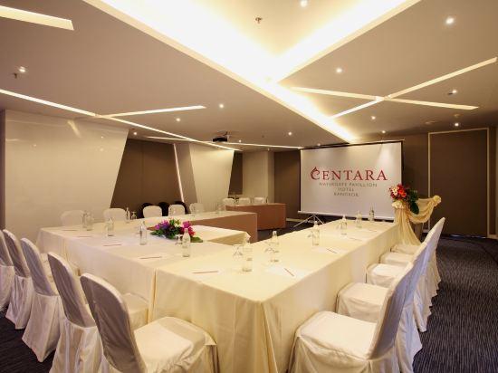 盛泰樂水門酒店(Centara Watergate Pavillion Hotel Bangkok)會議室