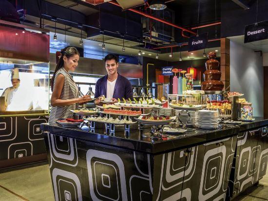 諾富特暹羅廣場酒店(Novotel Bangkok on Siam Square)餐廳