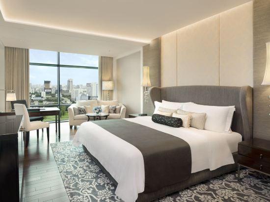 曼谷瑞吉酒店(The St. Regis Bangkok)豪華客房