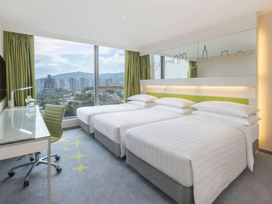 香港荃灣帝盛酒店(Dorsett Tsuen Wan)三人房