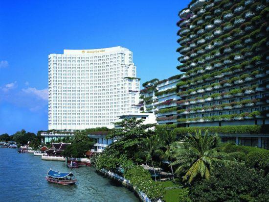 曼谷香格里拉酒店(Shangri-La Hotel Bangkok)外觀
