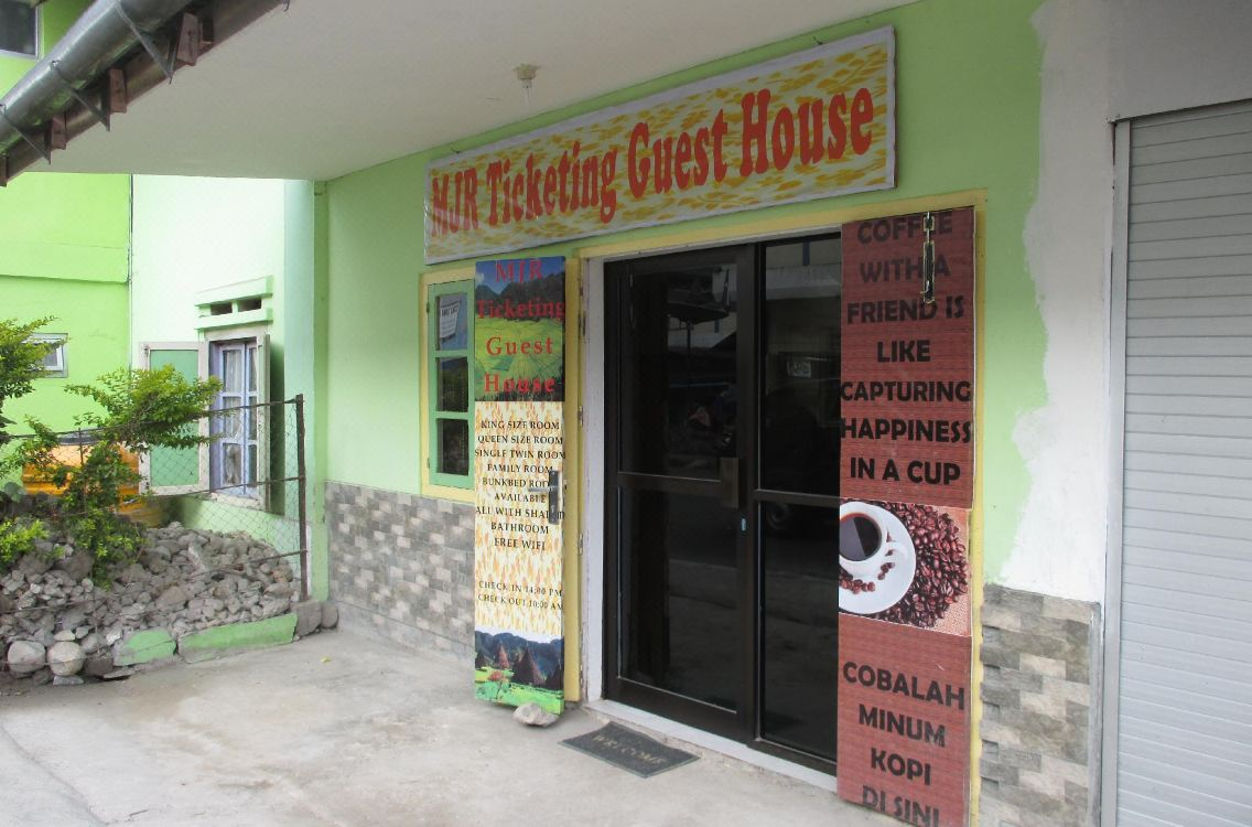 Mjr Ticketing Guest House, Hotel rates and room booking