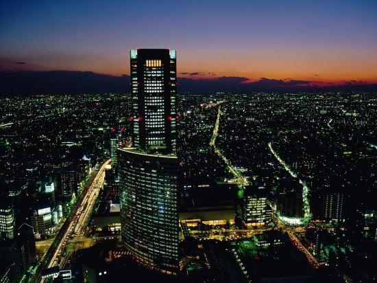 東京柏悅酒店(Park Hyatt Tokyo)外觀