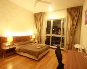 震撼夜景房豪華公寓吉隆坡Regalia