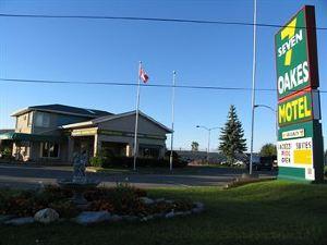 七奧克斯汽車旅館(Seven Oakes Motel)