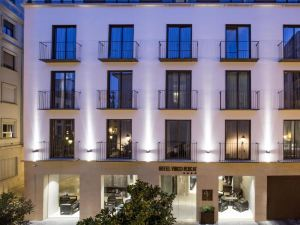瓦倫西亞維奇美爾卡特酒店(Vincci Mercat Hotel Valencia)