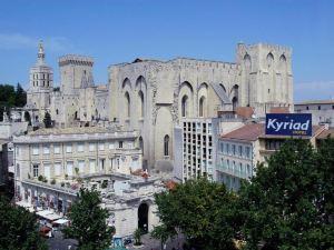 科利雅得亞維儂萬國宮大殿酒店(Kyriad Avignon - Palais des Papes)