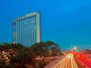 鉑爾曼聖保羅伊比拉普埃拉酒店(Pullman Sao Paulo Ibirapuera)