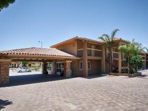 聖克拉拉貝斯特韋斯特大學酒店(Best Western University Inn Santa Clara)