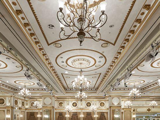 首爾皇宮酒店(Imperial Palace Seoul)餐廳