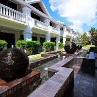 芭堤雅棕櫚林度假酒店酒店預訂