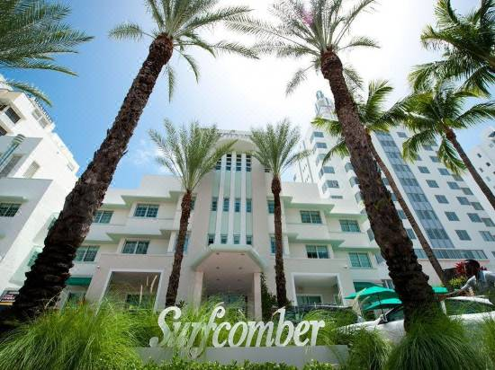 Kimpton Surfcomber Hotel Reviews For