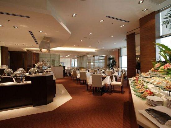 太平洋麗晶套房酒店(Pacific Regency Hotel Suites)餐廳