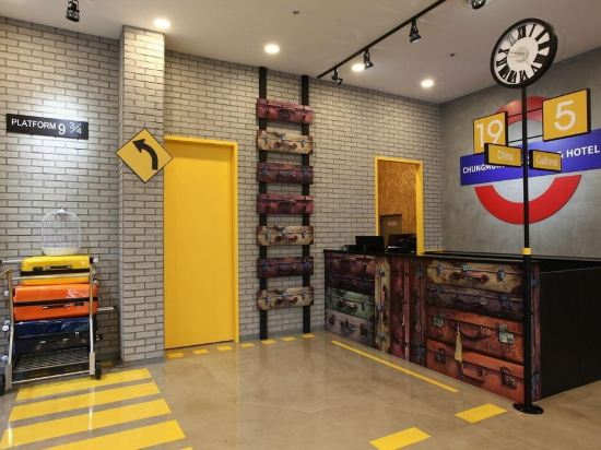 首爾忠武路公寓(Chungmuro Residence & Hotel Seoul)公共區域