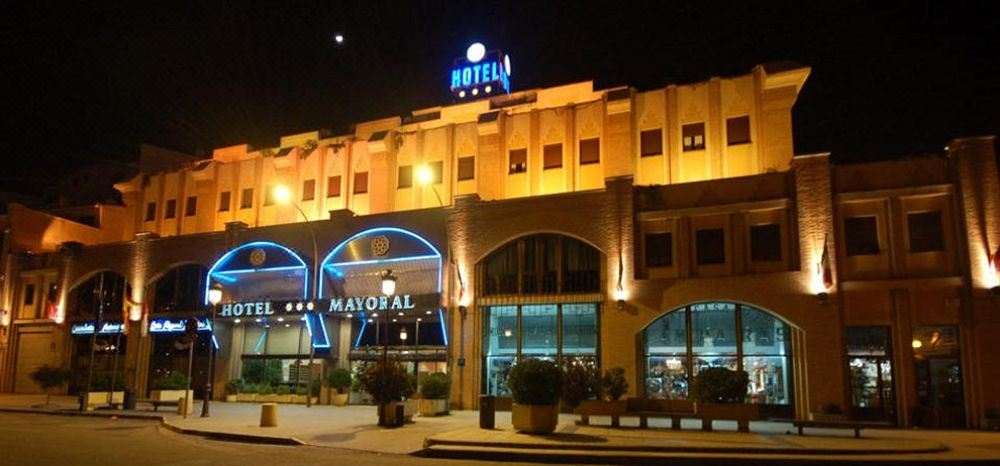 Afbeeldingsresultaat voor hotel mayoral toledo