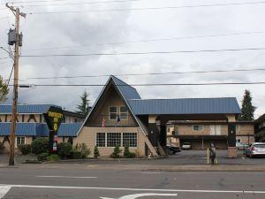 尤金大學旅館&套房酒店(University Inn and Suites Eugene)