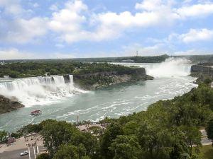 尼亞加拉瀑布福爾斯維尤皇冠假日酒店(Crowne Plaza Hotel-Niagara Falls/Falls View)