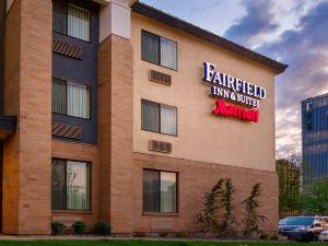 鹽湖城市中心費爾菲爾德酒店及套房(Fairfield Inn & Suites by Marriott Salt Lake City Downtown)