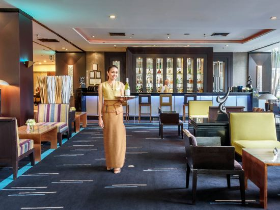 諾富特暹羅廣場酒店(Novotel Bangkok on Siam Square)公共區域