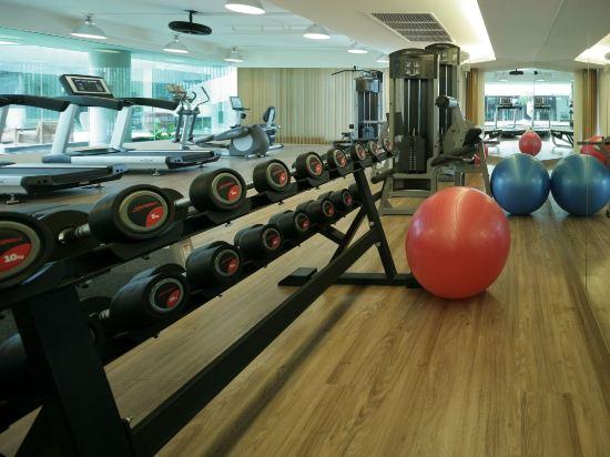 曼谷利特酒店(LiT BANGKOK Hotel)健身房