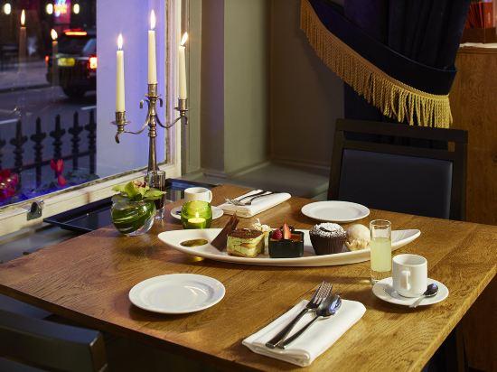 倫敦肯辛頓千禧國際百麗酒店(The Bailey's Hotel London)西餐廳