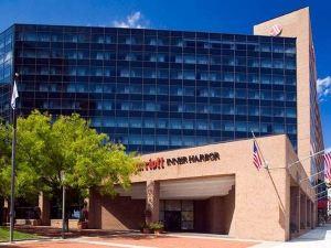 巴爾的摩坎登球場內港萬豪酒店(Baltimore Marriott Inner Harbor at Camden Yards)