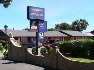 爾舒高原汽車旅館(Asure Highpark Motor Inn)