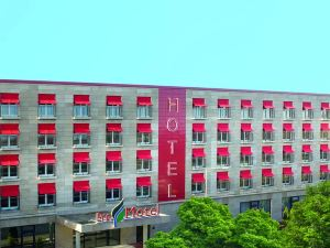 前汽車旅館酒店 - 高級汽車旅館公園(Hotel PreMotel-Premium Motel am Park)