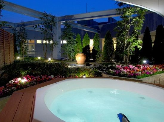 東京太陽城王子大酒店(Sunshine City Prince Hotel Tokyo)室外游泳池